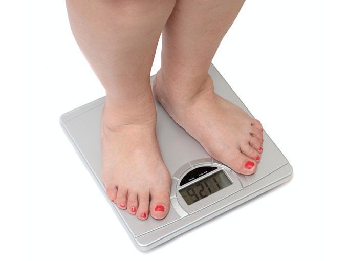 La obesidad también puede interferir a la hora de concebir