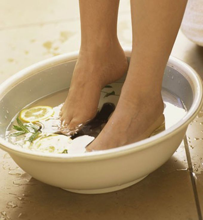 Refresca tus pies