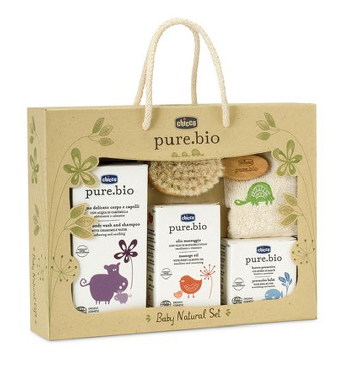 Pack pure bio de Chicco