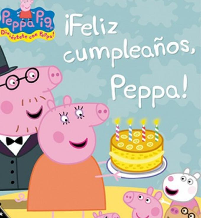 ¡Feliz cumpleaños Peppa!