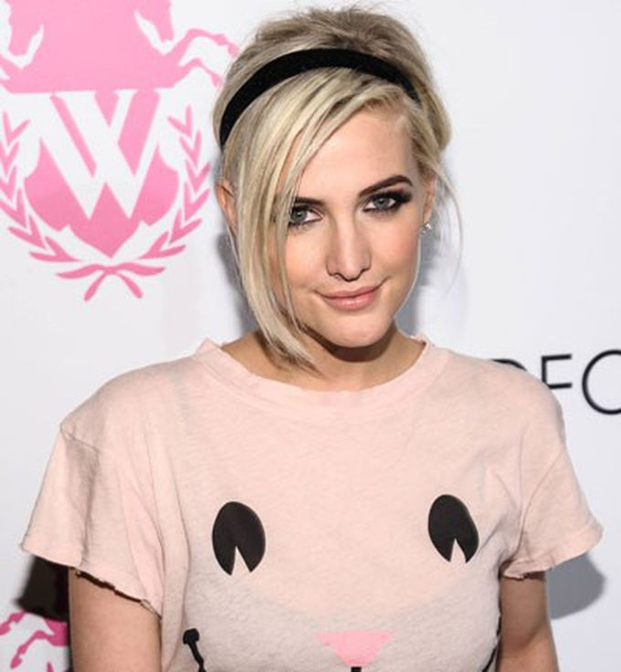 El look de Ashlee Simpson