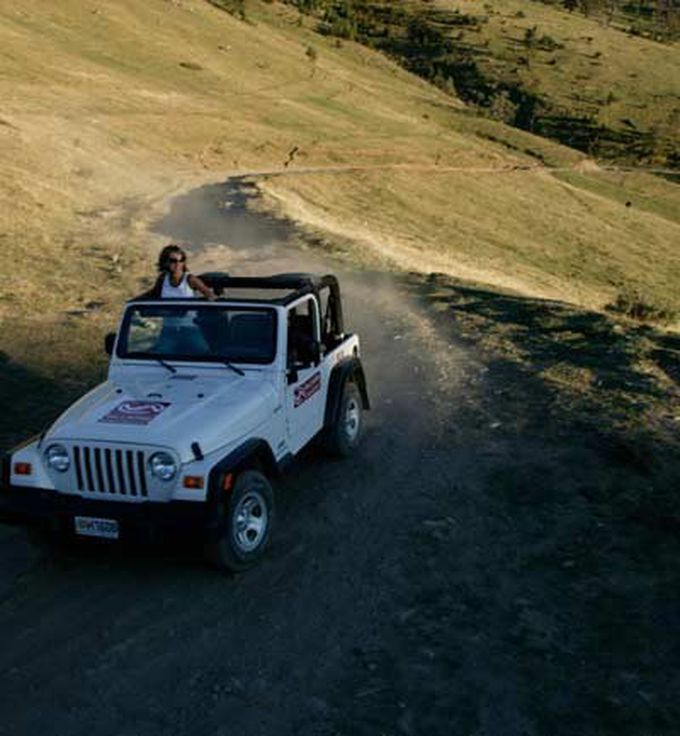 Excursiones en 4x4