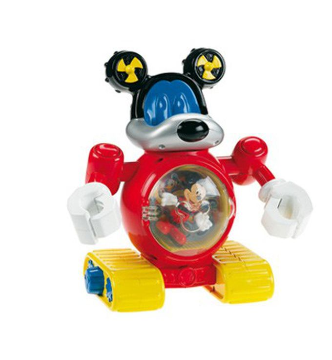 Mickey-Robot Espacial. Fisher Price