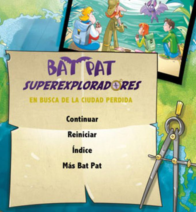 Bat Pat Superexploradores