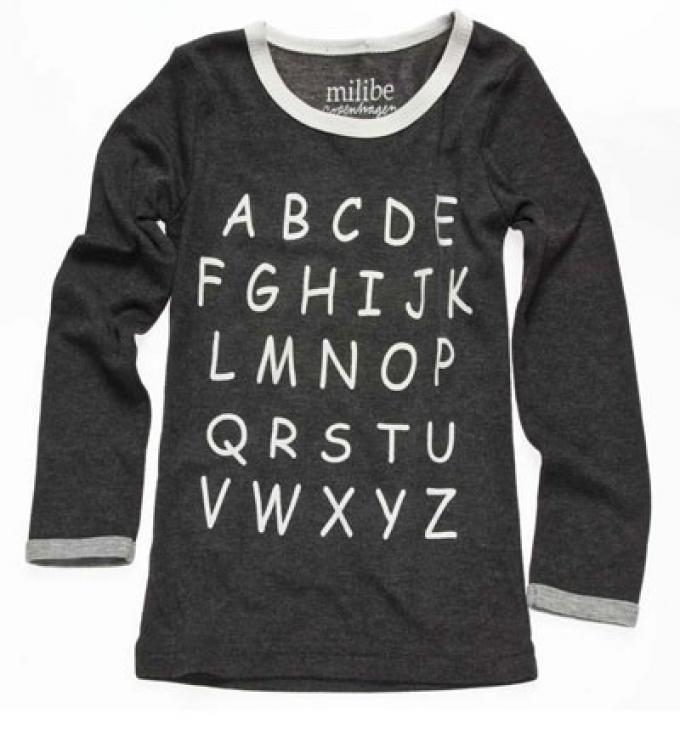 Con el abecedario