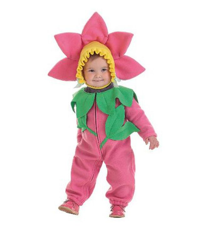 Bebé flor