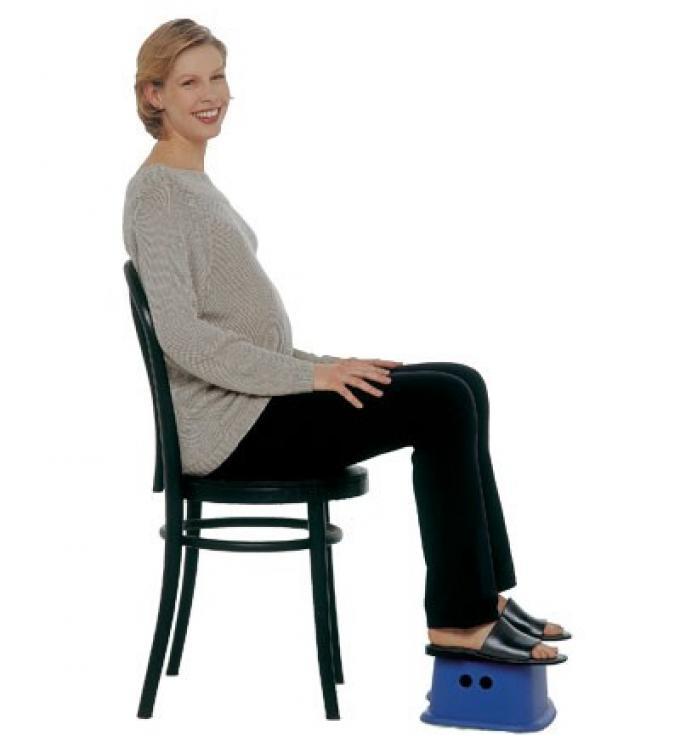 Cómo sentarse. Postura correcta