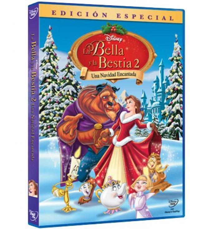 La Bella y la Bestia 2, una navidad encantada
