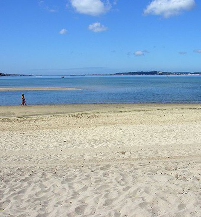Playa Barraña, La Coruña