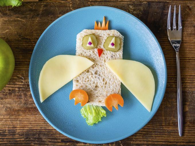 Sandwich campestre