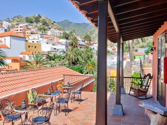 Hotel Rural Tamahuche (Vallehermoso, La Gomera)