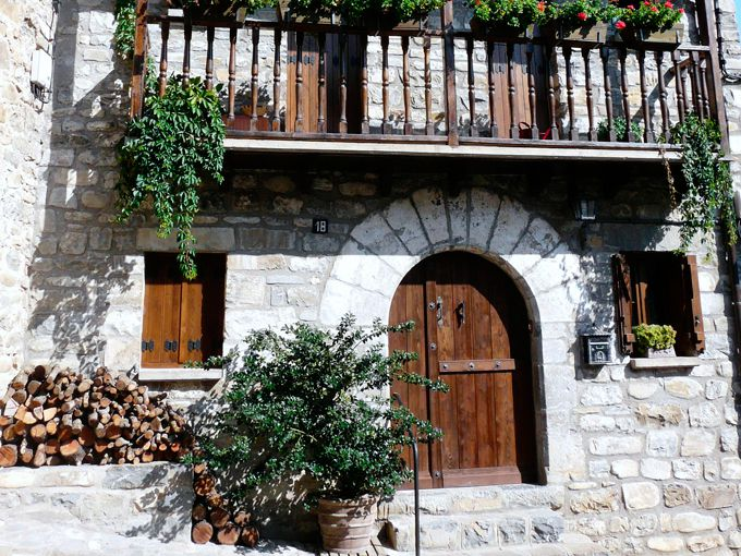 Casa Rural Paloma (Ansó, Huesca)