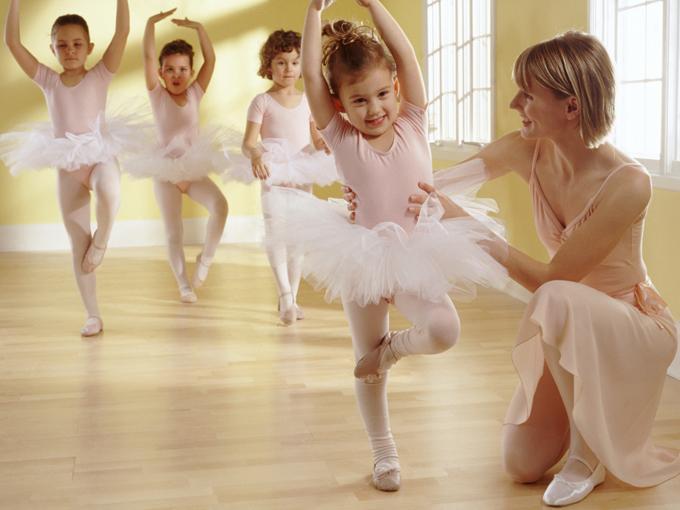 Gimnasia rítmica y ballet