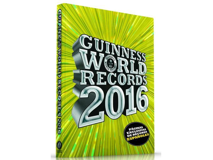 Guinnes World Records 2016