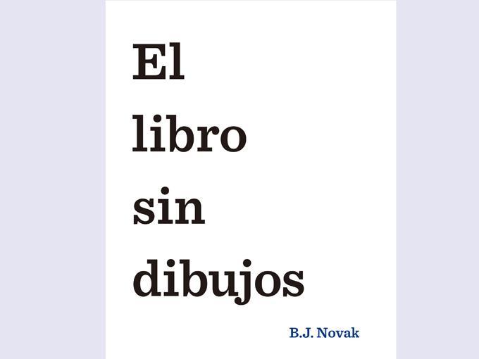 Libro sin dibujos