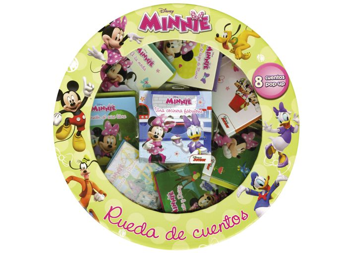 Minnie Mouse. Rueda de cuentos