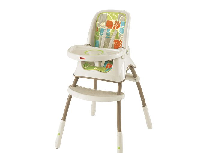 Trona evolutiva  2 en 1, de Fisher Price