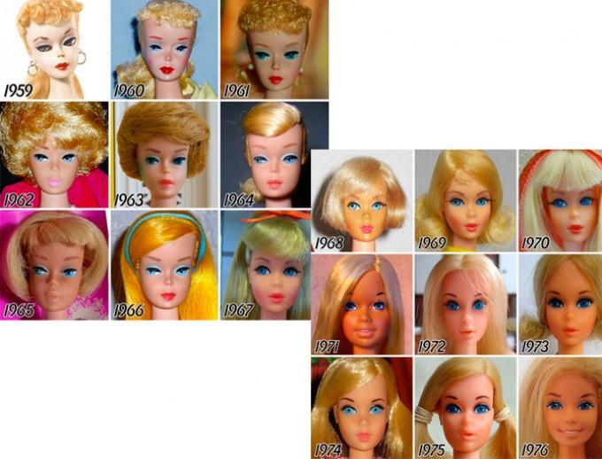 El origen de Barbie