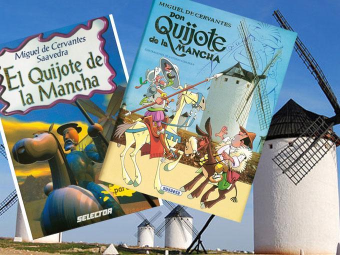 'Don Quijote de la Mancha'