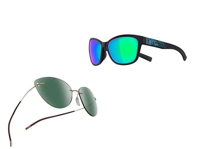 Gafas de sol a la última