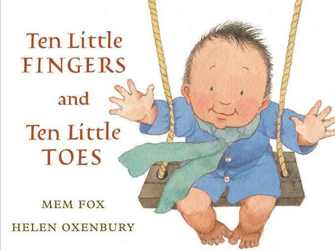 'Ten Little fingers and ten Little toes'
