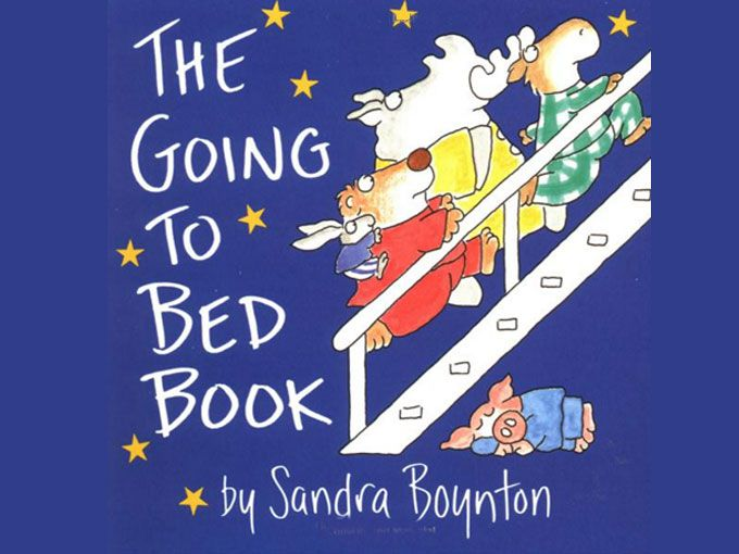 'Going to bed book'