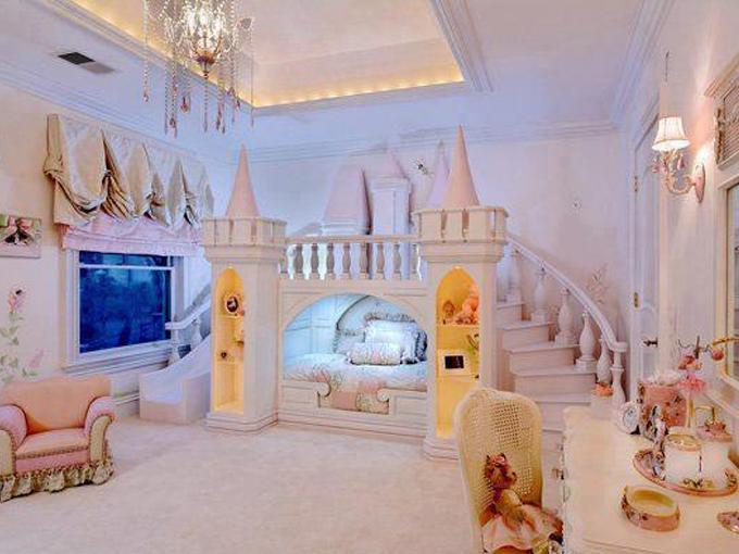 Castillo de princesa