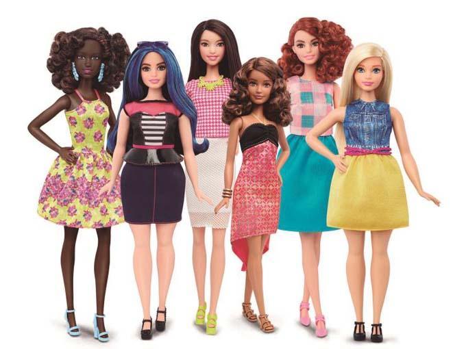 Categoría de Muñecas: Barbie Fashionistras, de Mattel