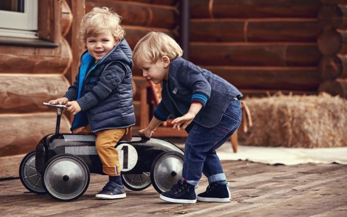 Hugo Boss para niños