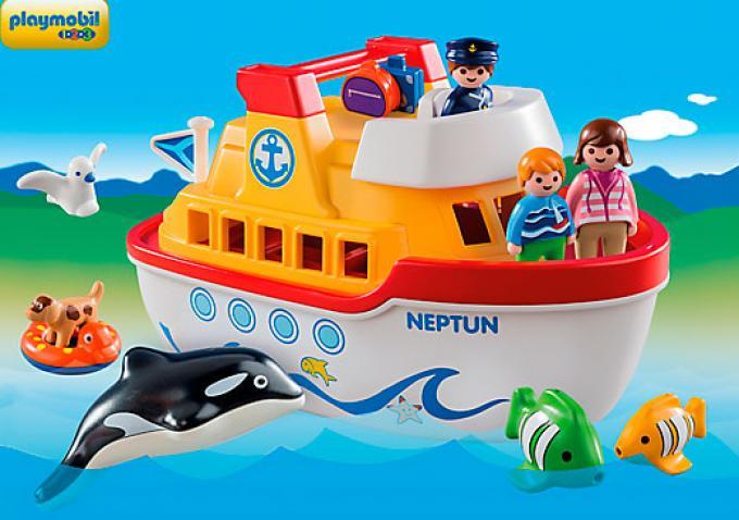 El Barco Maletín para los jóvenes capitanes