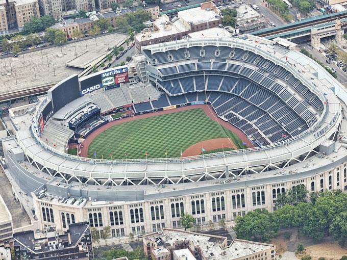 Estadios de Béisbol