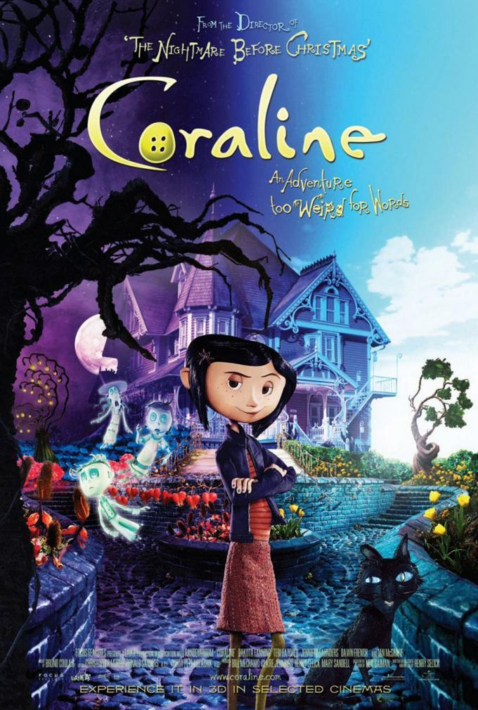Las aventuras de Coraline