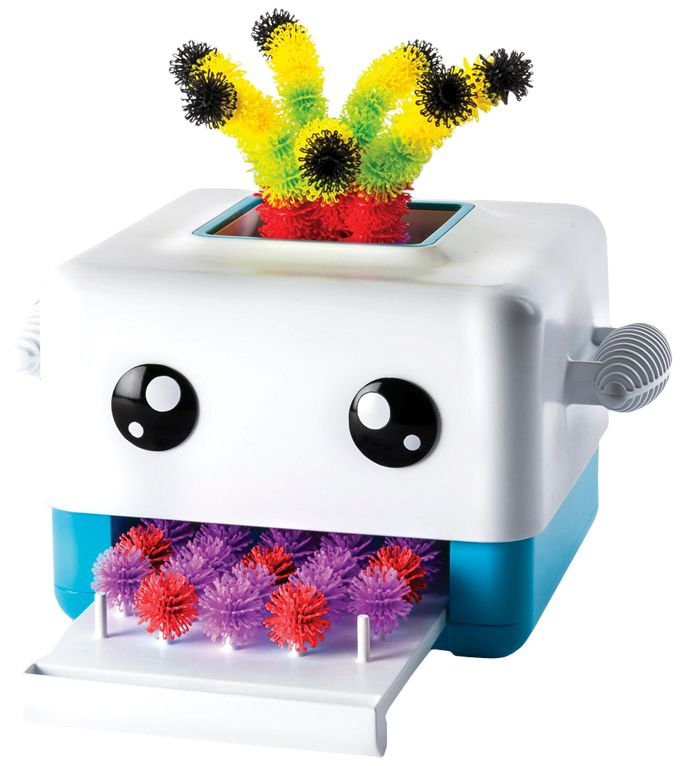 Bunchems Bunchbot, actividad creativa