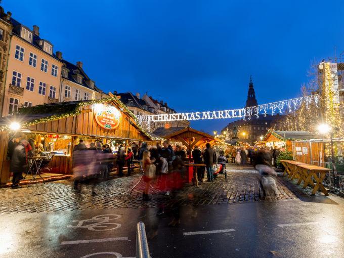 Copenhague, Dinamarca / 18 de diciembre – 31 de diciembre 2017