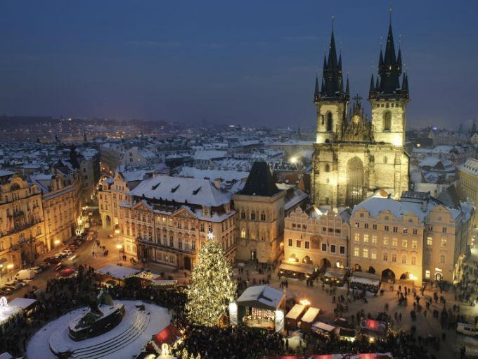 Praga, República Checa / 2 diciembre – 6 de enero 2018