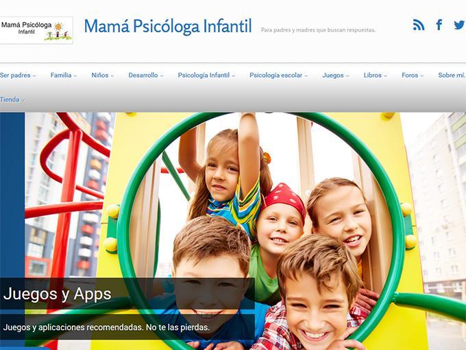 Mama psicóloga infantil