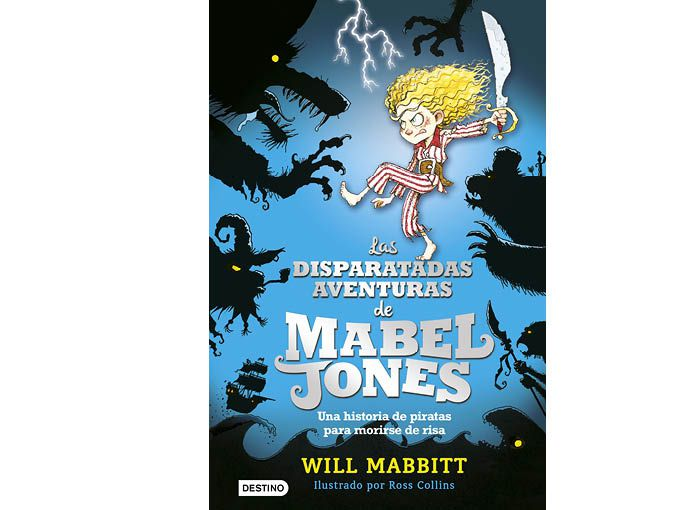 Las disparatadas aventuras de Mabel Jones, de Will Mabbitt