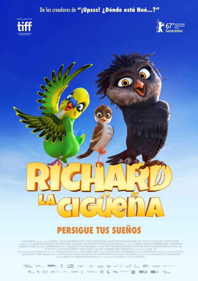 Richard la Cigüeña