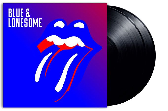 Blue Lonesome Rolling Stones