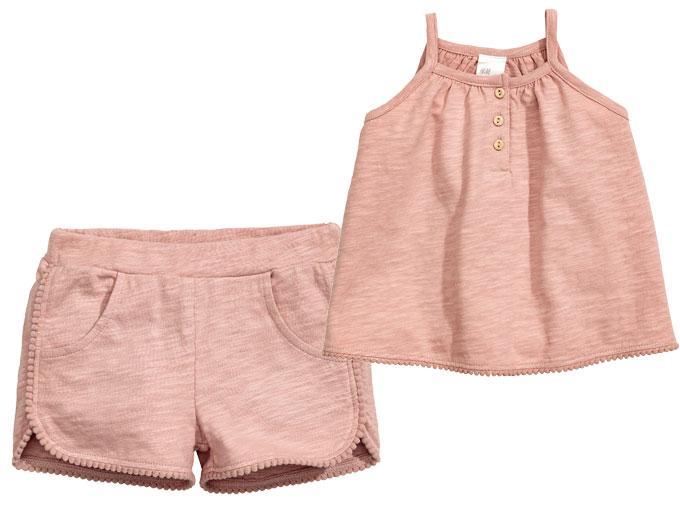 Moda infantil: pink lady