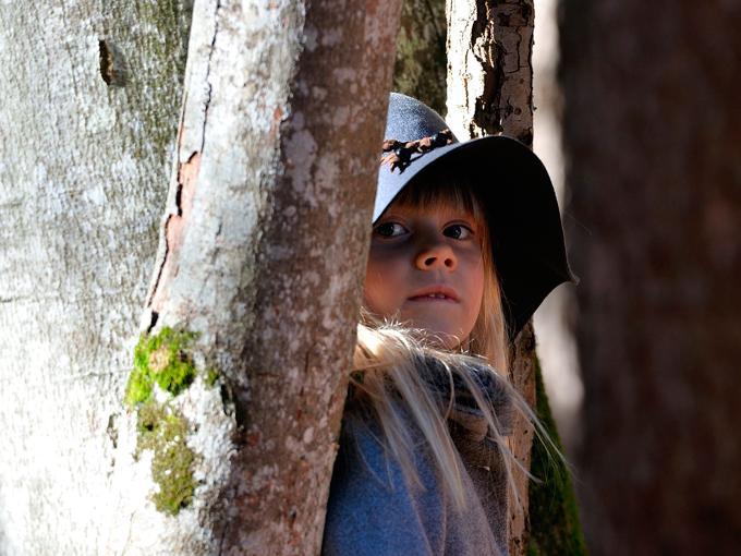 Juegos tradicionales: El escondite