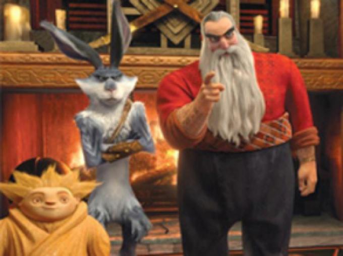 """¿Cómo se llama Papá Noel en la película """"El Origen de los Guardianes""""?"""