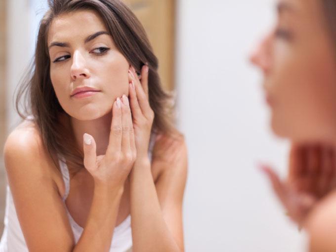 Disminuye el acné