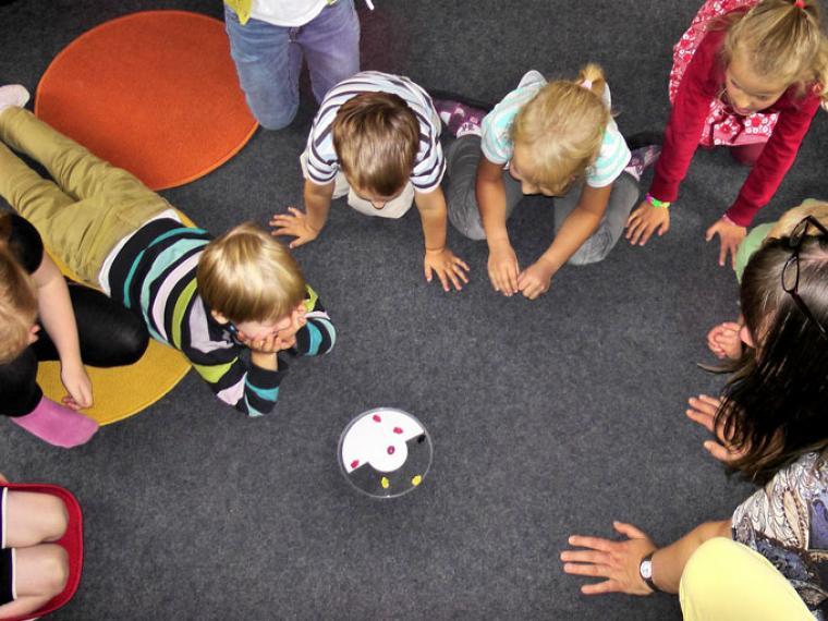 Escuela infantil: cómo elegirla