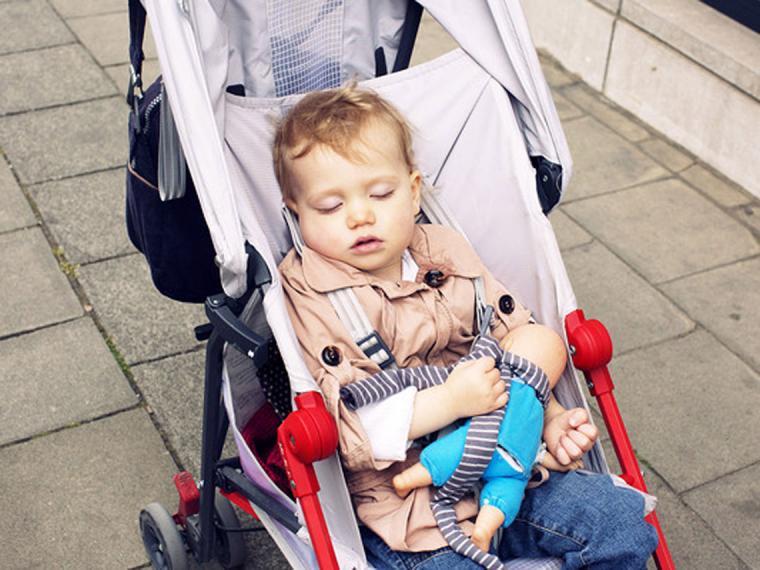 Cuánto necesitan dormir los niños según su edad