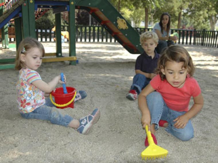 Ideas para jugar en el parque