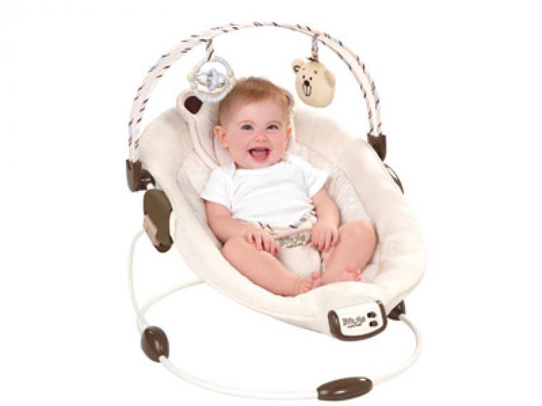 Fotos. Hamacas para bebés