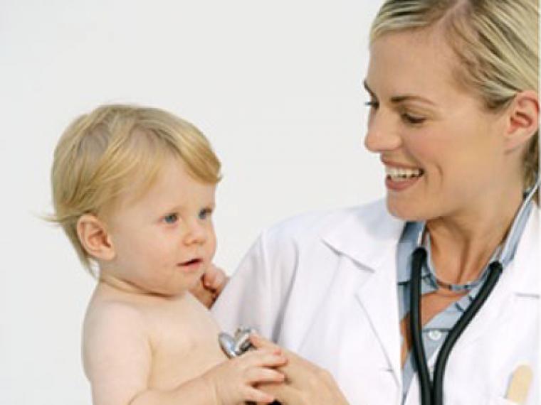 La salud del niño adoptado