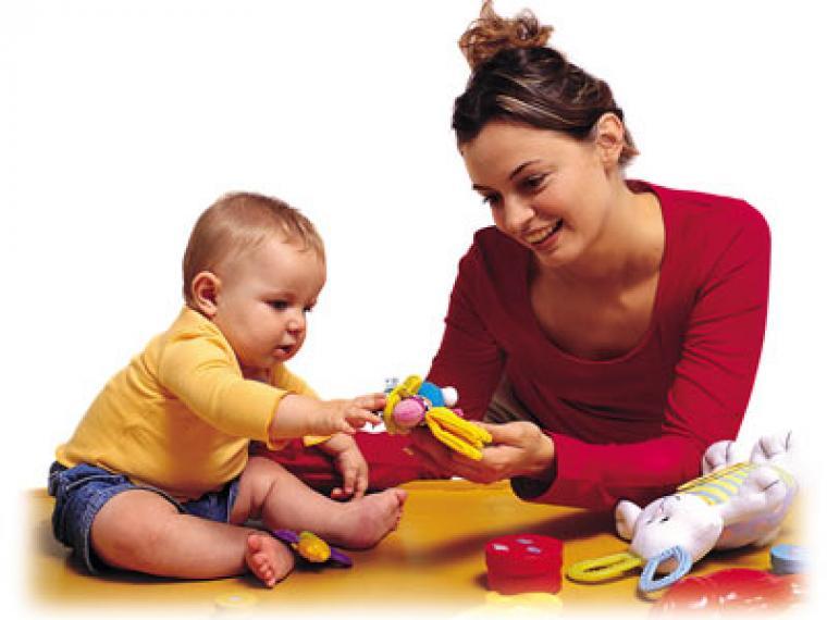 Juegos de manos para bebés