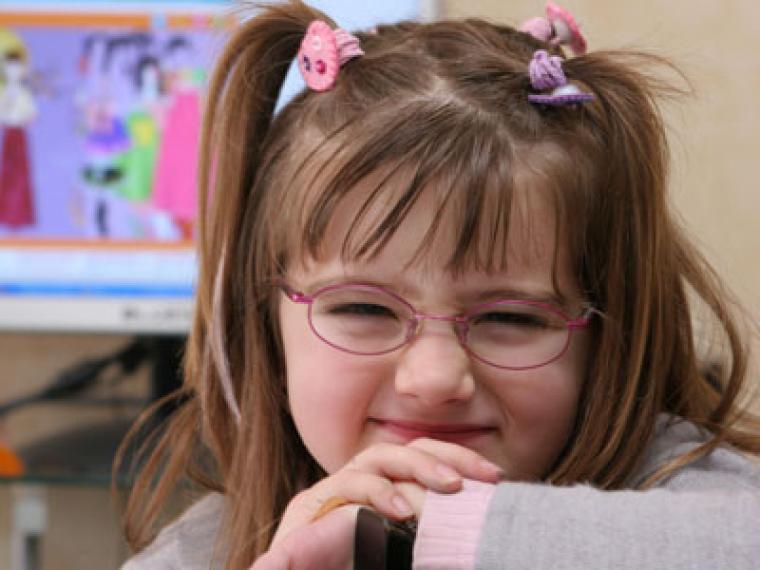 Gafas mal graduadas, ¿dañan la vista de los niños?